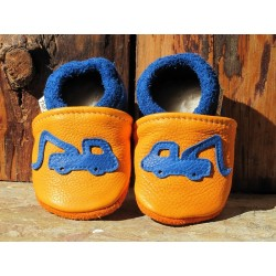 Chaussons bicolores CAMION