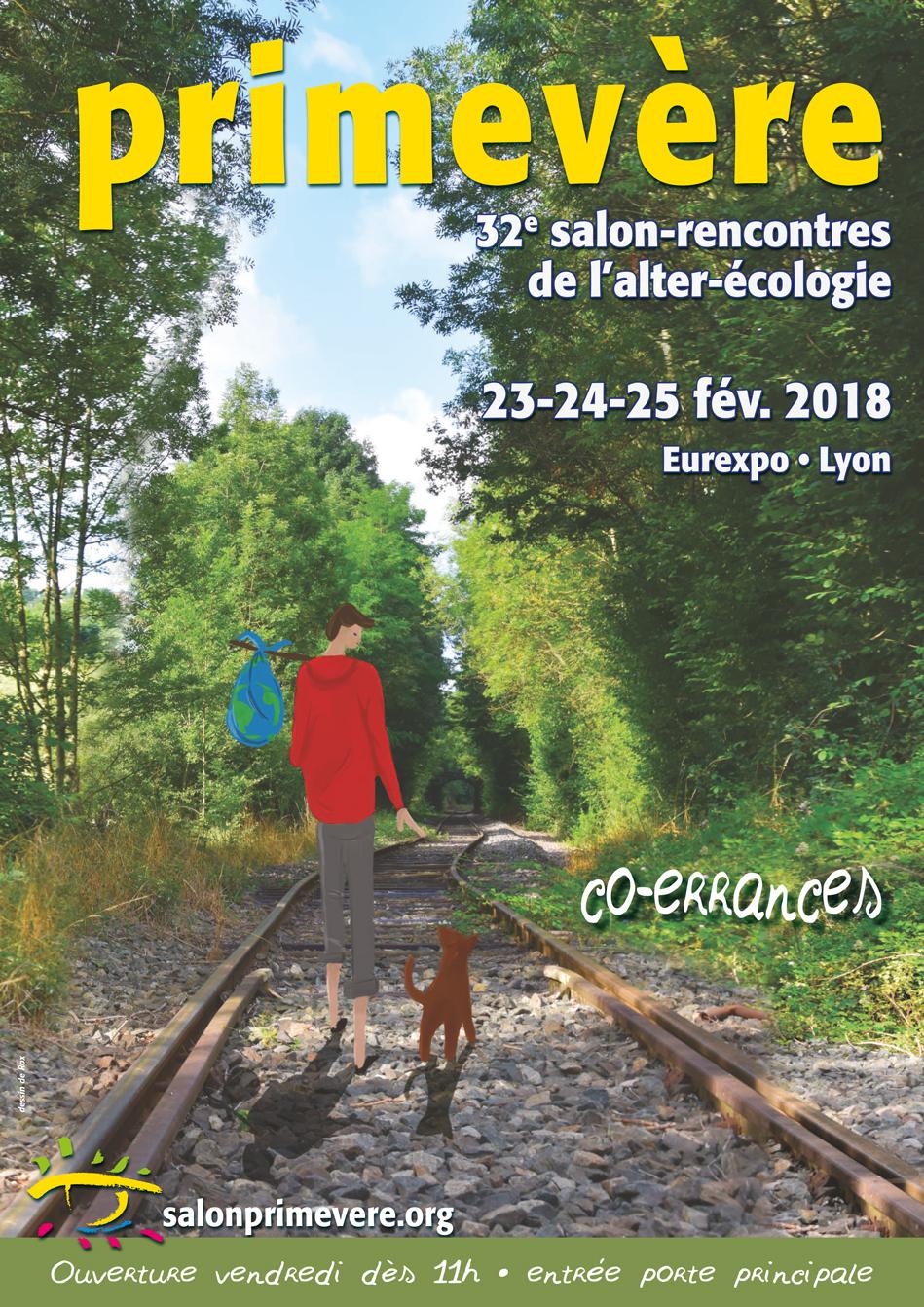 Salon bio Lyon Primevère 2018