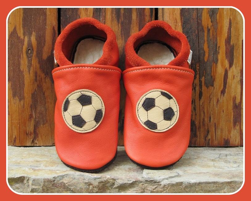 Chaussons personnalisés foot