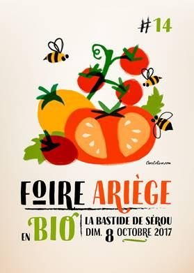 foire bio Ariege 2017