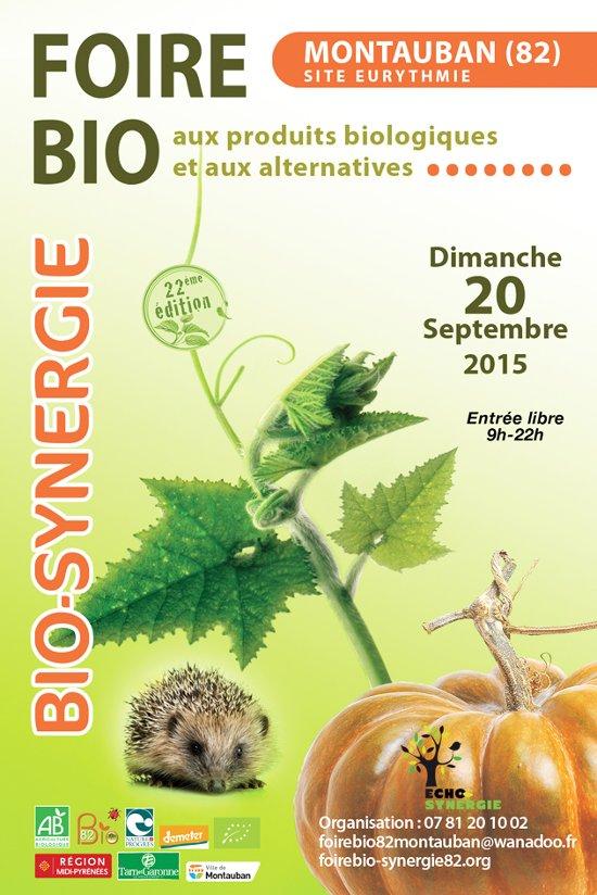 Foire bio Montauban