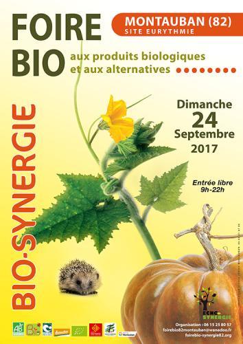 foire bio Montauban 2017