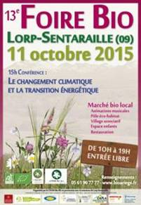 Foire Bio Ariège