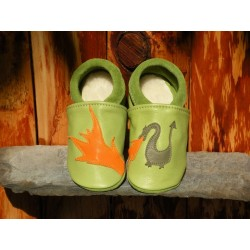Chaussons DRAGON
