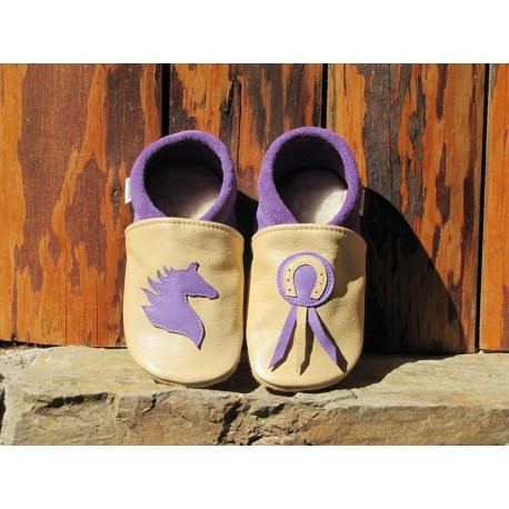 Chaussons EQUITATION